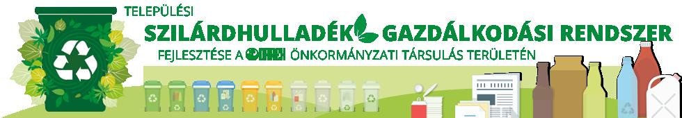 Szelektív hulladékkezelés a DAREH Önkormányzati társulás területén